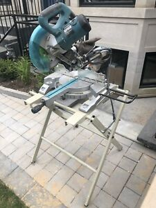 Makita table mitre saw 10inch 6 months old