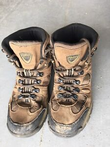 Hiking Boots - Size 8