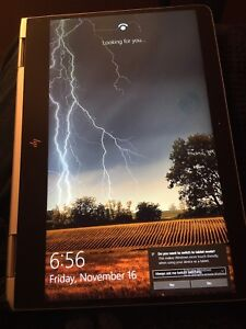 Hp spectre 360 i7 1080p for sell or exchanging MACBOOK PRO