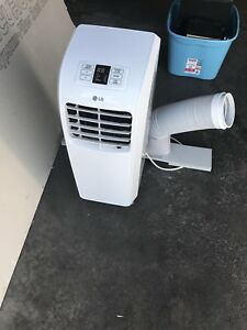 LG portable A/C SOLD Pending pickup*