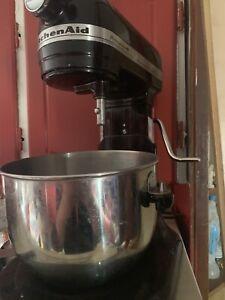 Kitchenaid mixer and attachment