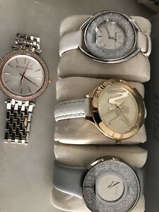 Watches for sale - Micheal Kors and Swarovski