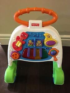 Fisher Price Musical Activity Walker