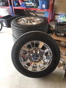 GMC Sierra 2500 Denali Wheels