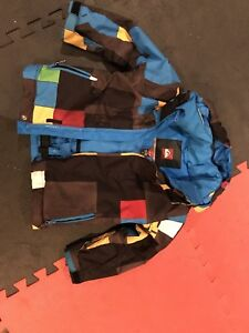 QuickSilver winter suit (3 years old )