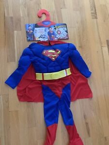 Déguisement Halloween super man migr 2-4 ans