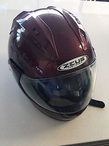 Zeus helmet Ultimo Inner Sydney Preview