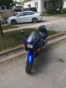 2006 Kawasaki zzr 250 ninja