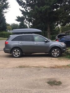2008 Acura MDX with command start