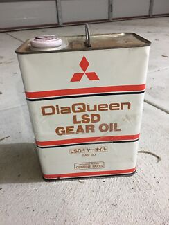 DiaQueen gear oil suit evo 7-9