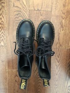 Dr. Martens Black Shoes Size 5 only $85