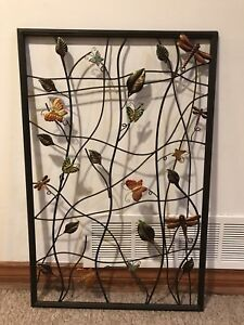 Butterfly Wire Frame