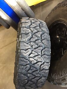 35 inch tires with rims