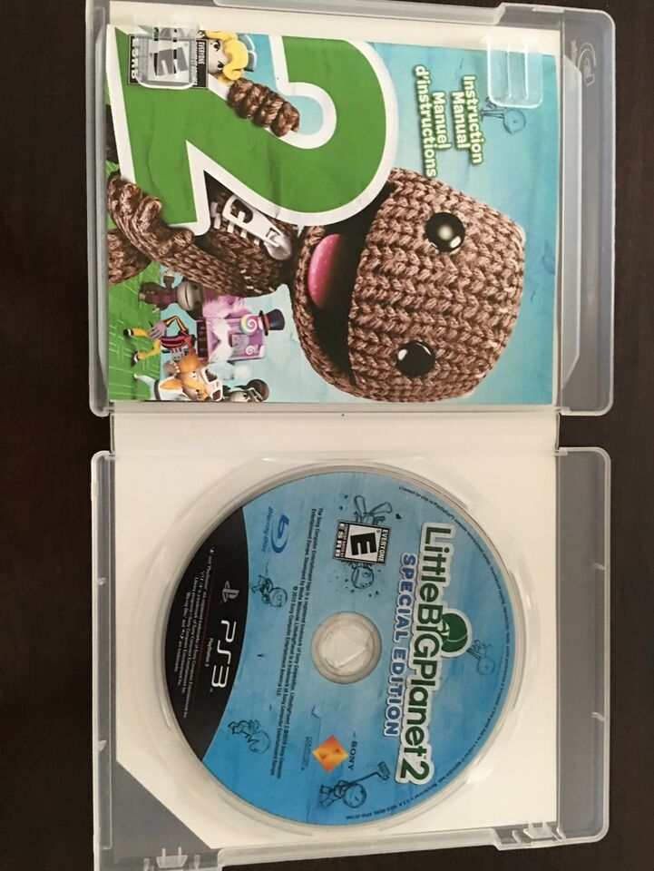 little big planet 2 for ps3 cds dvds blu ray markham york rh kijiji ca Little Big Planet 2 PS3 Little Big Planet 2 Logo