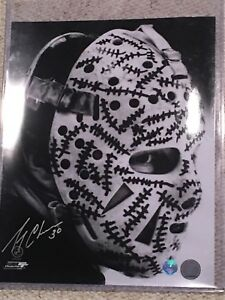 Cheevers signed 11x14