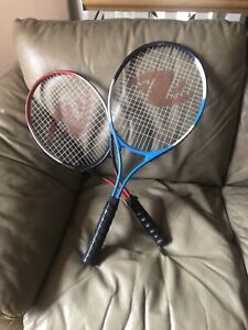 Tournament edge tennis rackets