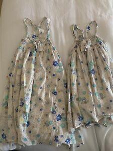 Big sister/little sister dresses sizes 3 & 7 Mount Barker Mount Barker Area Preview