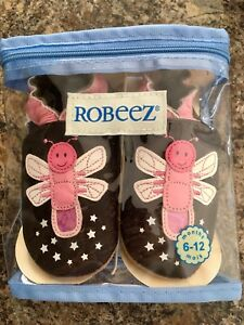Beautiful NEW in Package Robeez, size 6-12 months - $30