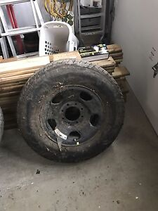 Spare tire for ford 8bolt  8-170