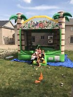 Bouncy Castles kids partys for rent in Brampton