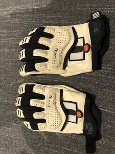 Icon Leather Motorcycle Gloves