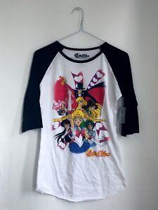 Sailor Moon Long-sleeve T-shirt - Size Large