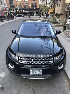 Rare ! Rare !  Range Rover Evoque Premium Plus - Under Warranty