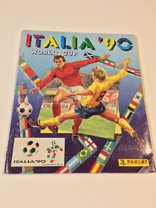 1990 Italia World Cup Panini Stickers