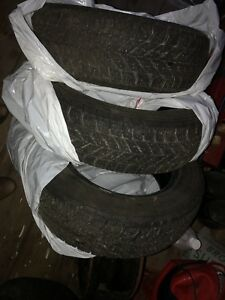 Winter Tires for sale ( Good year ultra grip )