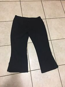Black women's Capri