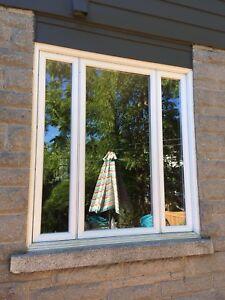 Fenêtre de pvc
