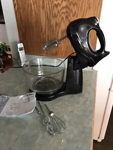 Mixer w Stand