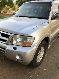 Mitsubishi pajero for sale in bathurst orange region nsw gumtree cars fandeluxe Gallery