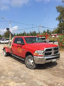2011 dodge 3500 tow truck