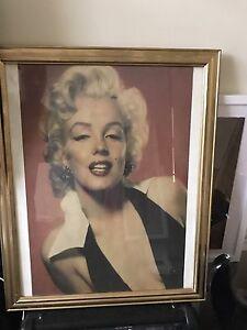 Marilyn Monroe Framed Print Brunswick Moreland Area Preview