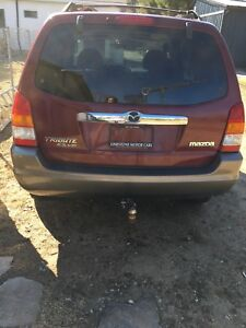 2003 Mazda Tribute ES-V6 for sale as is!