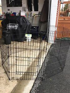 Large dog exercise pen for sale