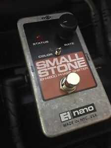 EHX Small Stone Phaser