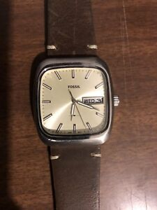 Fossil Watch - Mens - Square face