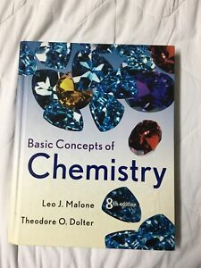 Basic Concepts of Chemistry (8th ed)