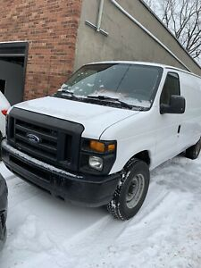 Ford E250 SUPERDUTY 2008