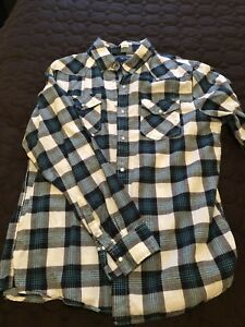 Men's Checkered Shirts by Bluenotes