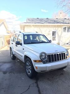 Jeep Liberty Limited Edition 2006 4x4