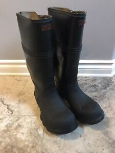 Steel Toe Boots Size 10 Mens