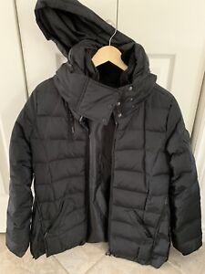 Small black winter jacket. Barely worn.