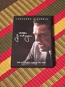 J Edgar Hoover DVD