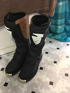 Thor Motorbike boots Wakerley Brisbane South East Preview