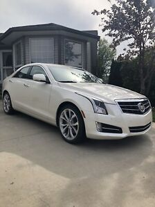 2013 Cadillac ATS performance 3.6l