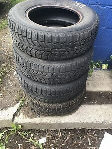 195/70R14 winter tires