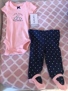 preemie outfit new